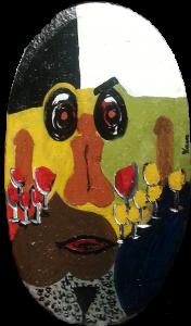 masque afro sexo