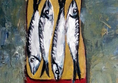 4 sardine